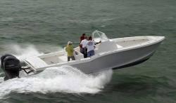 2015 - Ocean Master Marine - 336 Center Console