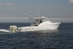 2015 - Ocean Master Marine - 336 Express