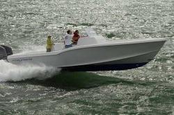 2017 - Ocean Master Marine - 336 Center Console