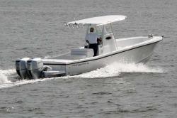 2017 - Ocean Master Marine - 296 Ocean Skiff