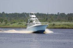 2014 - Ocean Yachts - 37 Express