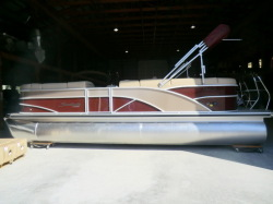 2018 Sweetwater SWPE235SB pontoon with Honda 115hp outboard