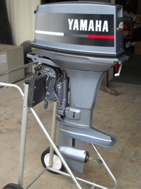 Used Yamaha Outboard Motor  Hp For Sale  Stroke