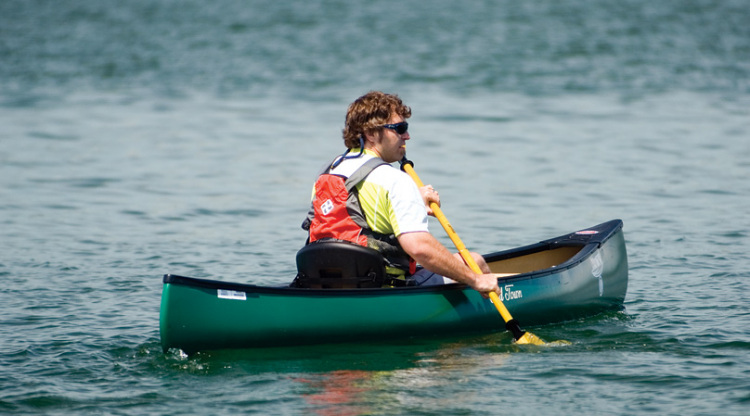 Research 2014 - Old Town Canoe - Pack Angler on iboats com