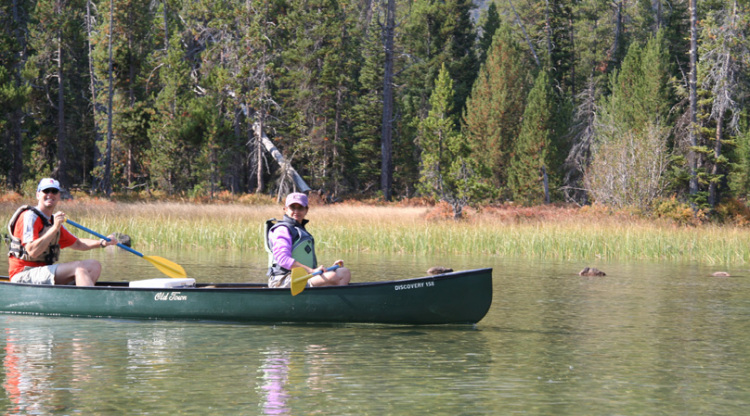 Research 2014 - Old Town Canoe - Discovery 158 on iboats com