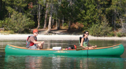 2014 - Old Town Canoe - Camper 16
