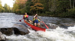 2014 - Old Town Canoe - Penobscot 17 RX
