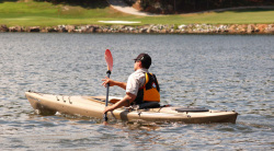 2014 - Old Town Canoe - Camden 120