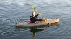 2014 - Old Town Canoe - Heron 9 Angler