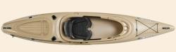 2015 - Old Town Canoe - Vapor 12 Angler