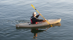 2015 - Old Town Canoe - Heron 9 Angler