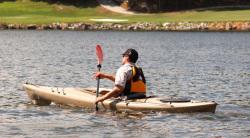 2015 - Old Town Canoe - Camden 120