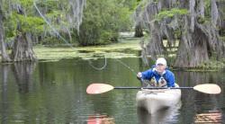 2015 - Old Town Canoe - Dirigo 120 Angler