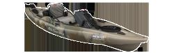 2015 - Old Town Canoe - Predator XL Minn Kota