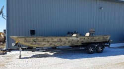 2019 SeaArk Boats FXT2472 Deluxe Dual Console Juneau WI