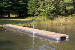 2014 - Paddle King - Floating Docks