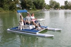 2012 - PK4400 - Paddle King