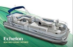 2011 - Palm Beach Marinecraft - 220 Echelon Ltd Tri-Toon