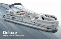 2011 - Palm Beach Marinecraft - 2286 Deluxe Tri-Toon