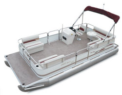 2011 - Palm Beach Marinecraft - 1823 Sport Cruise