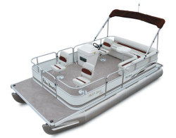 2011 - Palm Beach Marinecraft - 1823 Sport Fish SE