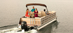 2014 - Palm Beach Marine - 240 Captiva Bar