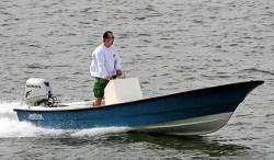 2012 - Panga Marine - 18- Skiff