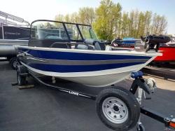 2016 - Lowe Boats - FM 165 Pro WT
