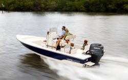 2015 - Pathfinder Boats - 2200 TRS
