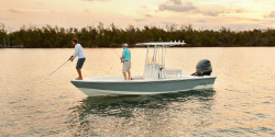 2018 - Pathfinder Boats - 2400 TRS