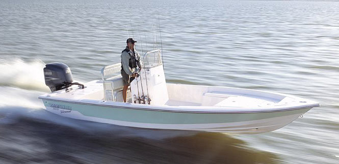 Research Pathfinder Boats 2400 Tournament Ed Bay Boat On