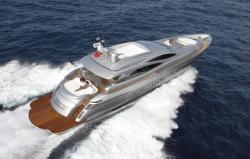 2010 - Pershing Yachts - Pershing 90