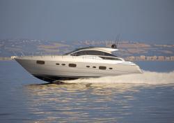 2011 - Pershing Yachts - Pershing 58