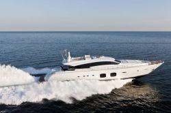 2013 - Pershing Yachts - Pershing 108