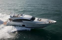 2013 - Pershing Yachts - Pershing 92