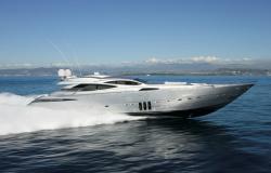 2015 - Pershing Yachts - Pershing 115