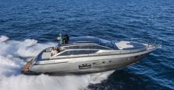 2017 - Pershing Yachts - Pershing 62
