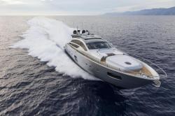 2017 - Pershing Yachts - Pershing 82