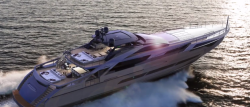 2017 - Pershing Yachts - Pershing 140