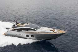 2017 - Pershing Yachts - Pershing 108