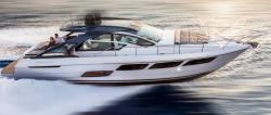 2017 - Pershing Yachts - Pershing 5X