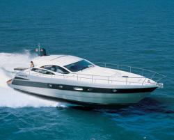 Pershing Yachts 50- Motor Yacht Boat