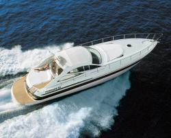 Pershing Yachts 52 Motor Yacht Boat