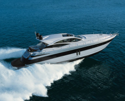 Pershing Yachts 62- Motor Yacht Boat