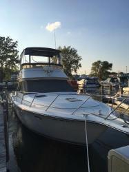 1988 Tiara 3600 Convertible Benton Harbor MI