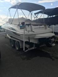 2001 - Sea Ray Boats - 210 Sundeck