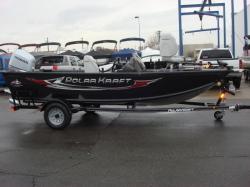 2017 Polar Kraft Boats 165 Kodiak