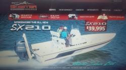 BASS WALLEYE INSHORE FISH & SKI MULTISPECIES BOATS