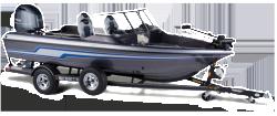 2016 18' MX 1825 w/200hp Yamaha 4S & trailer