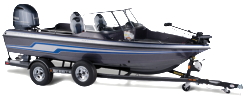 2016 18' Skeeter MX 1825 w/200hp Yamaha 4S & trailer